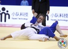 Gili Cohen (ISR) - Grand Prix Qingdao (2015, CHN) - © IJF Media Team, IJF
